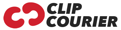 Clipcourier.nl Logo